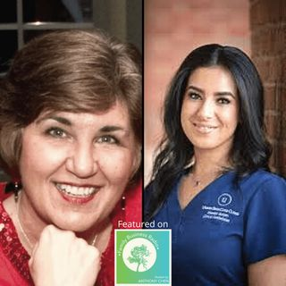 Family Business Radio, Episode 10: Kathy Stone, Camp Bow Wow Lawrenceville, and Maedeh Samimi, Urban Skin Care Clinic