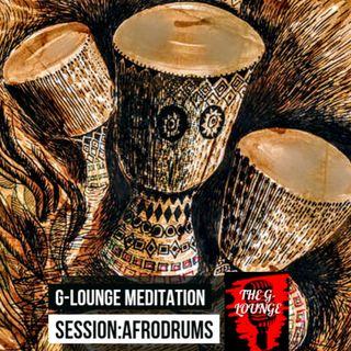 Healing Inner G Meditation (AfroDrums)