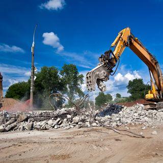 Professional Demolition Services Stockton