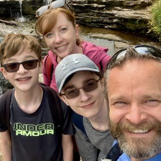 Dad to Dad 161 - Canadian Entrepreneur Chris Jones, Father of Two, Including A Son With Developmental Coordination Disorder (DCD)