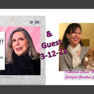 Barbara Rose Brooker_The Rant_ with guest Katherine Lerner_3_10_21