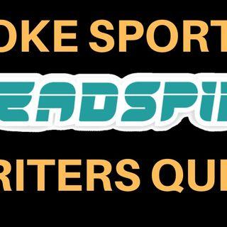 WOKE SPORTS WRITERS QUIT DEADSPIN