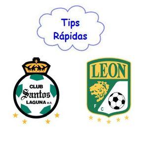 México - Santos Vs León
