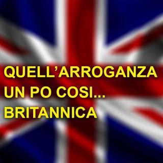 OGM: Quell'arroganza un po così...britannica!