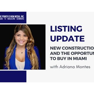 Listing Update with Adriana Montes