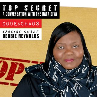 Top Secret: A Conversation with The Data Diva, Debbie Reynolds