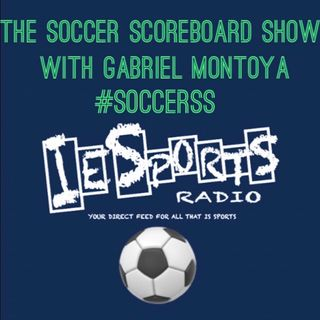The Soccer Scoreboard Show- Liverpool continues to win, Chicharito to LA Galaxy, new NCAA College soccer proposal, and US a soccer power?