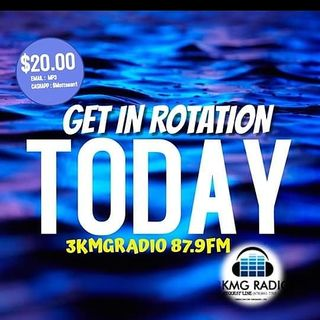 3KMG RADIO 87.9FM MOTT SEAN MIX