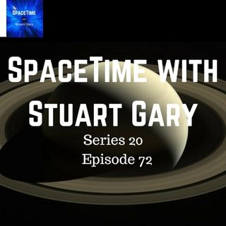 Farewell Cassini - SpaceTime with Stuart Gary Series 20 Episode 72
