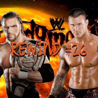 Rewind #26: WWE Judgment Day 2008