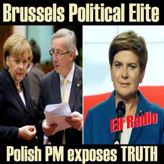 Morning moment Brussels Political Elite July 17 2017