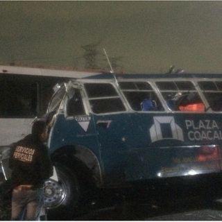 11 muertos dejó un accidente en la México-Pachuca