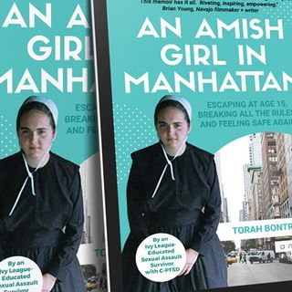 Torah , Amish Girl in New York joins Theresa J Morris, Janet K Lessin