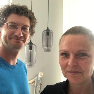 4. søndag efter trinitatis. Lotte Blicher Mørk i samtale med Lars Obel