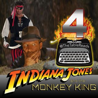95 - Indiana Jones and the Monkey King, Part 4