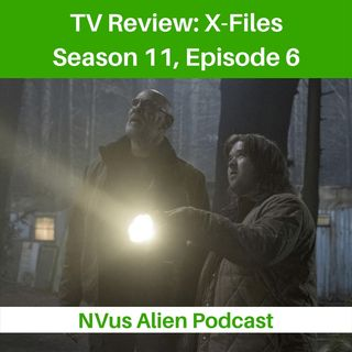 TV Review: X-Files Season 11, Episode 6 - Kitten