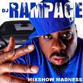 DJ Rampage - Mix Show Madness (Live From The Barbecue)