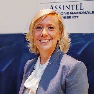 """TECNOLOGIA - Paola Generali (Assintel): """"Quel di cui c'è bisogno è la trascendenza digitale"""""""