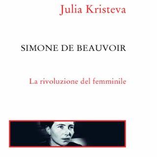 "Alessandro Ciappa ""Julia Kristeva / Simone De Beauvoir"""