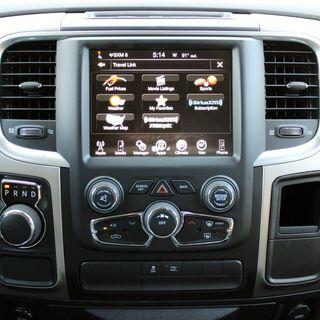 2014-2018 Jeep Cherokee UAQ Navigation Radio Installation