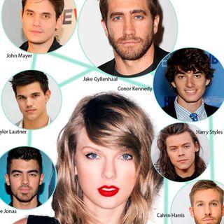 Pausa Pro Croissant #01 - Vamos relembrar todos os ex-namorados da Taylor Swift?
