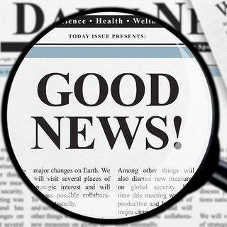 """Le """"buone"""" notizie del 2020"""