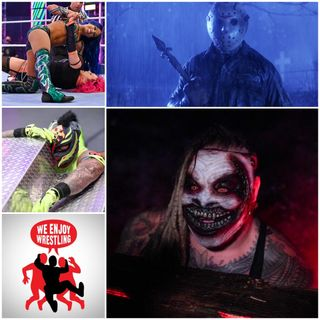 Ep 123 - The Horror Show at the Horror Show (Extreme Rules Recap + Friday the 13th Part VI: Jason Lives Recap)