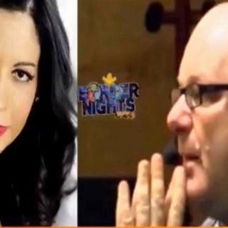 Border Nights, puntata 297 (Francesco Rubino, Rossana Castiglia, Francesco Narmenni 29-01-2019)