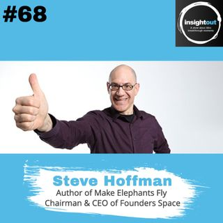 Inventors, Innovators, & Founders Oh My!  Steve Hoffman