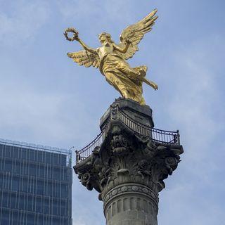 No ha sido renovado el seguro del Ángel de la Independencia