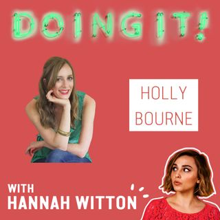 """Love, Trauma and """"Hating"""" Men with Holly Bourne"""