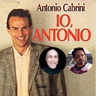 """""""Io, Antonio"""" - Capitolo 3, OTTAVA parte (lettura di Angelo Maggi"""