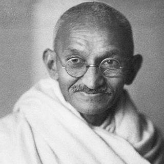 #136 Sé el cambio que quieres ver en ti (Gandhi)