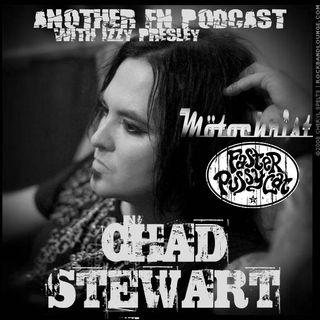 Chad Stewart -Faster Pussycat/Mötochrist
