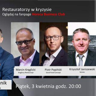 Goście Horeca Radio, odc. 56 - Restauratorzy w kryzysie