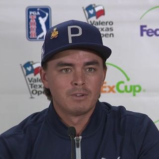 FOL Press Conference Show-Wed Apr 3 (Valero Texas Open-Rickie Fowler)
