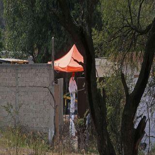En Jalisco, la mañana de ayer miércoles fueron retiradas 17 bolsas de plástico con restos humanos