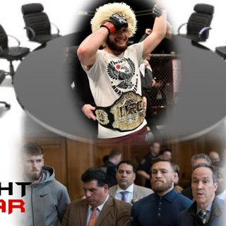 UFC 223 and mayhem