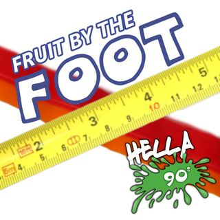 Fruit by the Foot: 3 Feet of Yum
