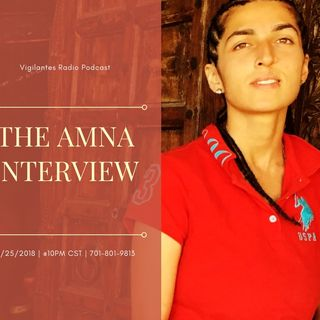 The Amna Interview.