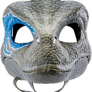 making a dino mask