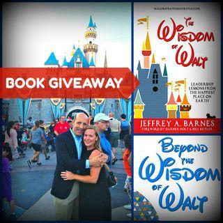 Episode 30: Special Episode: Dr. Disneyland Best Selling Author Dr. Jeff Barnes