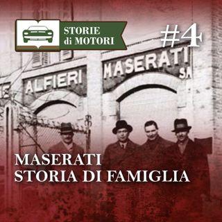 04 - Maserati, le vere origini della Casa del Tridente