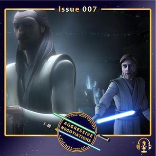 Issue 007: Favorite Jedi