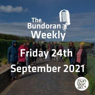 156 - The Bundoran Weekly - Friday 24th September 2021