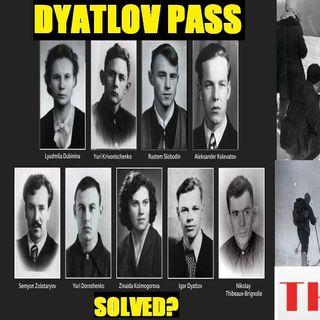 #001 - Dyatlov Pass Solved