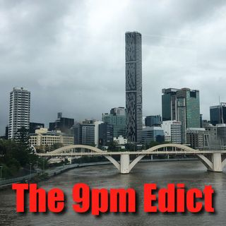 "Announcing ""The 9pm Brisbane Forum"""