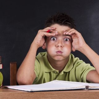🎤 PODCAST • Anger ~ Why does my grandson have anger problems only during school?