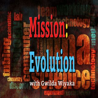 ME: Jennifer Gehl - Evolution and the Human-Cosmic Connection