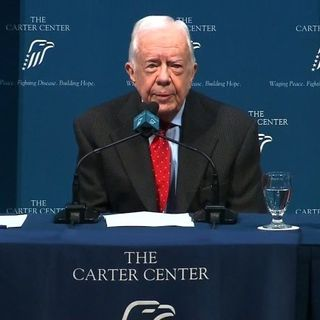 President Jimmy Carter News Conference on Cancer Diagnosis